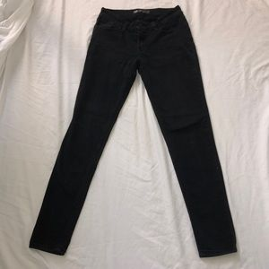 Levi Strauss & co black label jegging Jeans